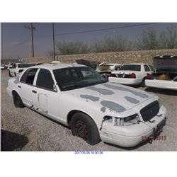 2007 - FORD CROWN VICTORIA//TX TITLE