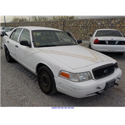 2004 - FORD CROWN VICTORIA//TX TITLE