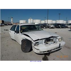 2010 - FORD CROWN VICTORIA//TX TITLE