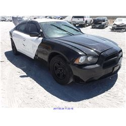 2014 - DODGE CHARGER//TX TITLE