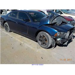 2013 - DODGE CHARGER