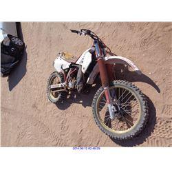 2003 - YAMAHA DIRT BIKE