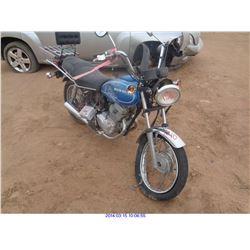 1981 - HONDA MOTORCYCLE