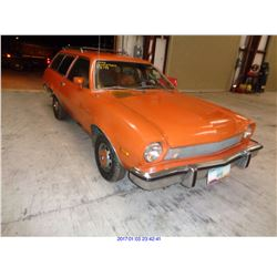 1974 - FORD PINTO