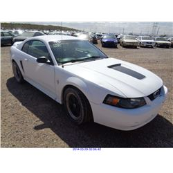 2000 - FORD MUSTANG//RESTORED SALVAGE