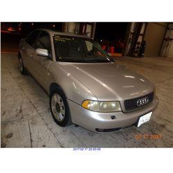 2001 - AUDI A4