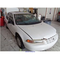 1999 - PLYMOUTH BREEZE