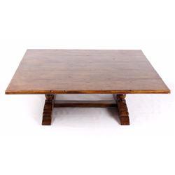 Exotic Hardwood Coffee Table