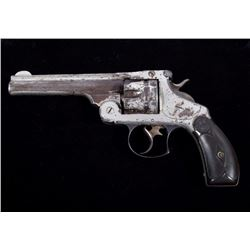 Smith & Wesson First Model No. 3 Revolver c. 1880