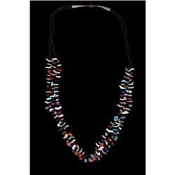 Denise Yazzie Navajo Fetish Necklace