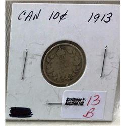 Canada Ten Cent - CHOICE OF 5