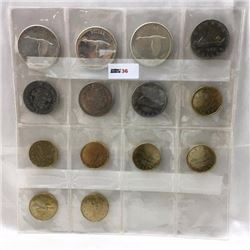 Canada One Dollar Coins