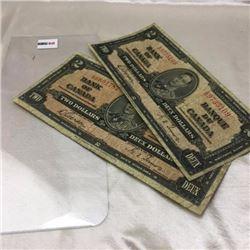 Canada $2 Bill