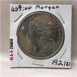 US Morgan Dollar