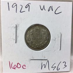 Canada Ten Cent - CHOICE OF 9