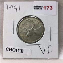 Canada Twenty Five Cent - CHOICE OF 6
