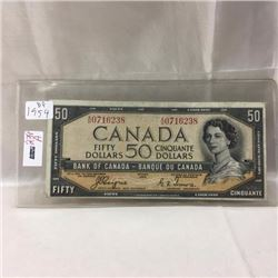 Canada $50 Bill - CHOICE OF 2