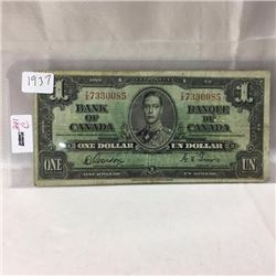 Canada $1 Bill - CHOICE OF 4