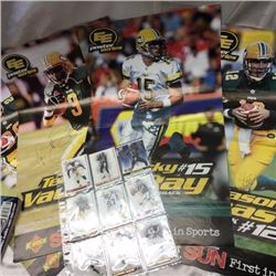 Variety of CFL Cards & Posters