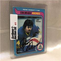 1979 O-Pee-Chee - Hockey - Autographed