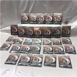 Merrick Mint - NHL Medallions - Colorized