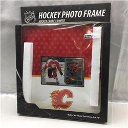 Calgary Flames Hockey Photo Frame