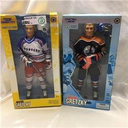 Starting Line Up - Wayne Gretzky Figurines
