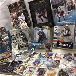 GRETZKY Collectibles, Cards & Figurines