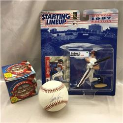 Javier Lopez - Baseball Collectible
