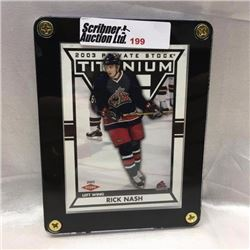 2003 Pacific Trading Cards Inc - Hockey - Private Stock Titanium