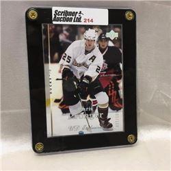2007/08 Upper Deck - Hockey - Exclusive