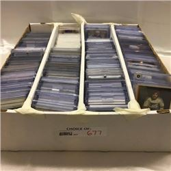 HOCKEY CARDS - CHOICE OF 677 CARDS !!!