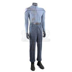 STAR TREK (2009) - Men's Kelvin Distressed Sciences Uniform