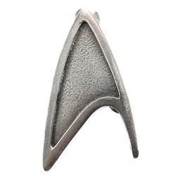 STAR TREK (2009) and STAR TREK INTO DARKNESS (2013) - Starfleet Insignia Pin
