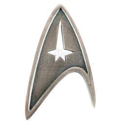STAR TREK (2009) - Starfleet Command Division Insignia