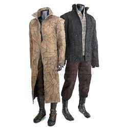 STAR TREK (2009) - Pair of Romulan Costumes