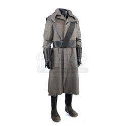 STAR TREK (2009) and STAR TREK INTO DARKNESS (2013) - Klingon Guard's Greatcoat Uniform