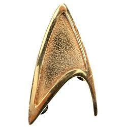 STAR TREK (2009) - Starfleet Academy Staff Insignia