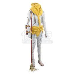 STAR TREK INTO DARKNESS (2013) - Nibiran Costume and Spear