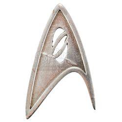 STAR TREK (2009) - Starfleet Sciences Division Insignia