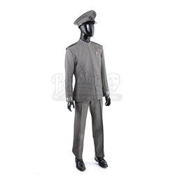 STAR TREK INTO DARKNESS (2013) - Captain Kirk's Double Starfleet Dress Uniform