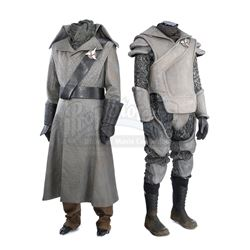 STAR TREK INTO DARKNESS (2013) - Pair of Klingon Guard Uniforms