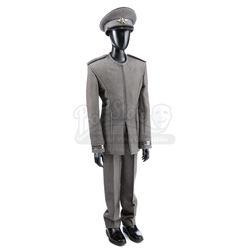 STAR TREK INTO DARKNESS (2013) - Shaku's Starfleet Dress Uniform