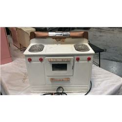 """heat-trol"" Miniature Electric Oven"