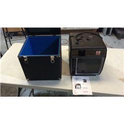 Caramate 3300 projector in hardcase