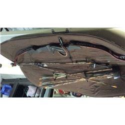 """""""Darton usa"""" compound bow with quiver, arrows,"""