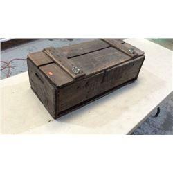 """""""Wintle"""" wooden case"""