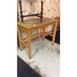 Oak Childs Desk