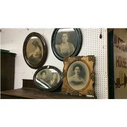 4 Antique Pictures