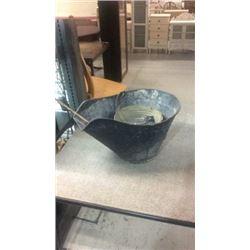 4 pc ash bucket